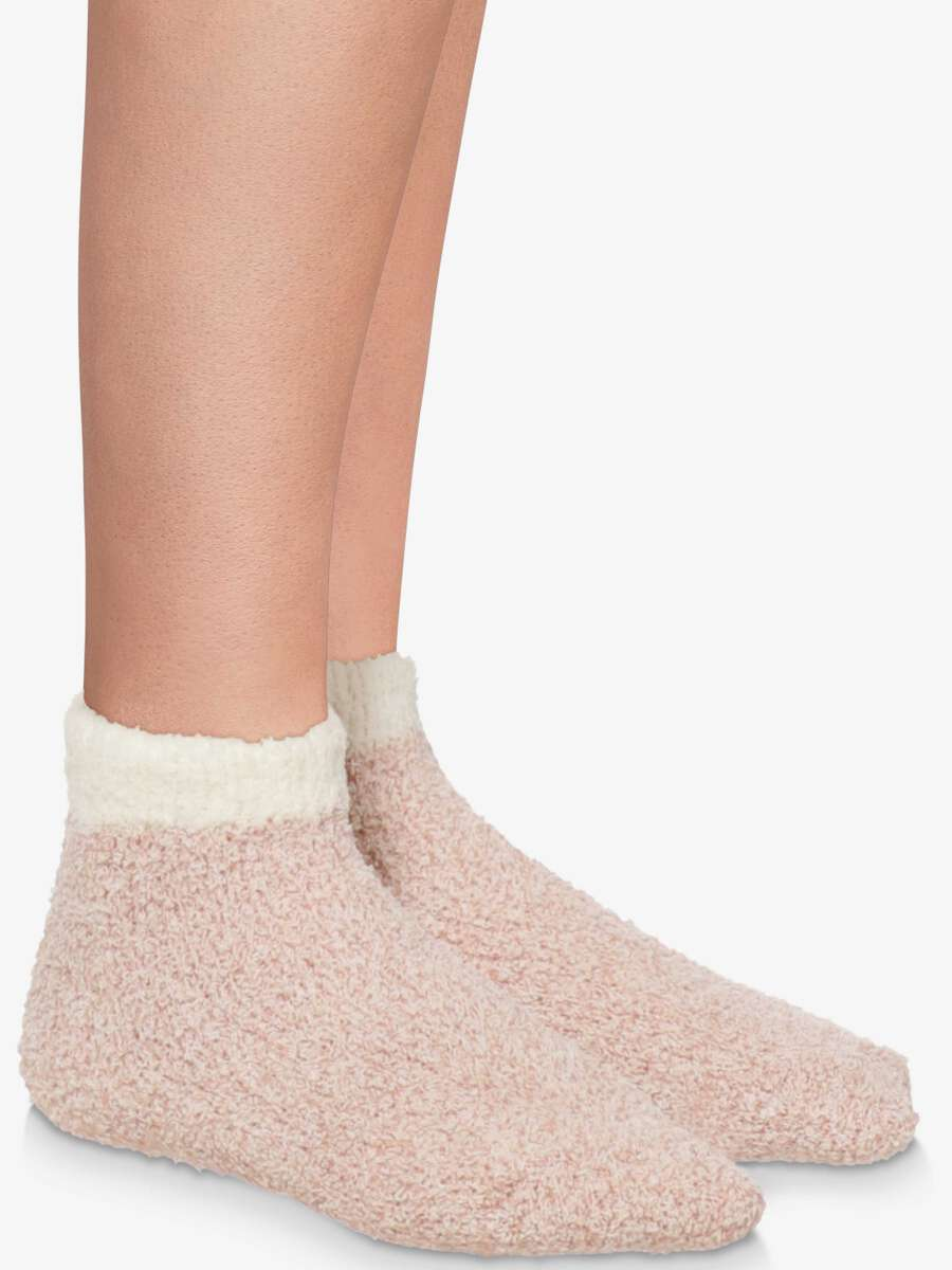 Rose Chaussettes - Winter Kids 1