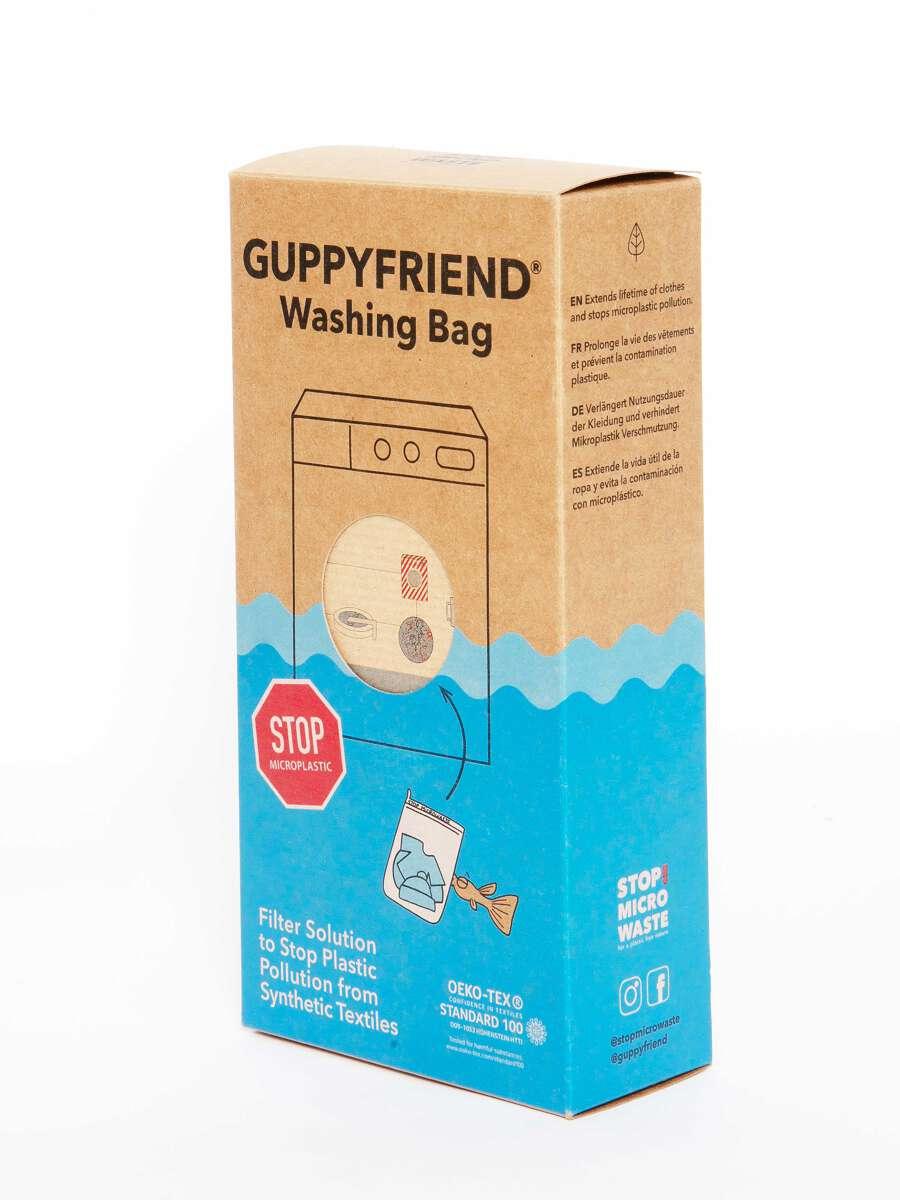 Blanc Filet de lavage - Guppy friends 1