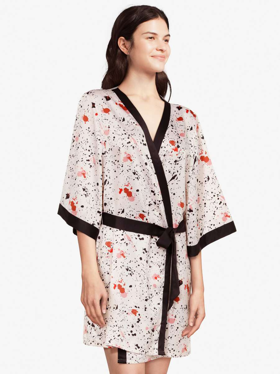 Ivoire Kimono - Rythme 1