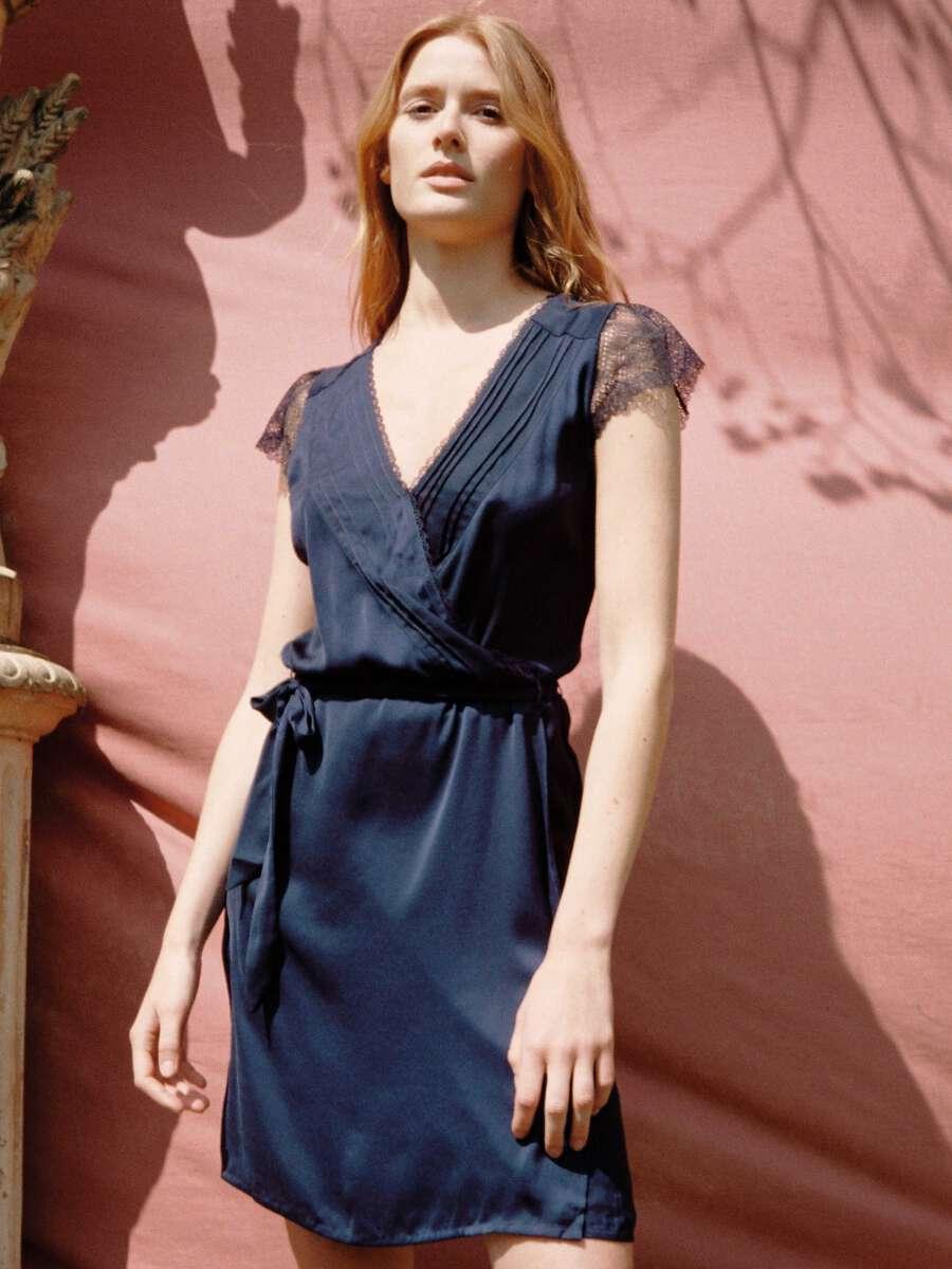 Bleu Nuisette - Lorette 1