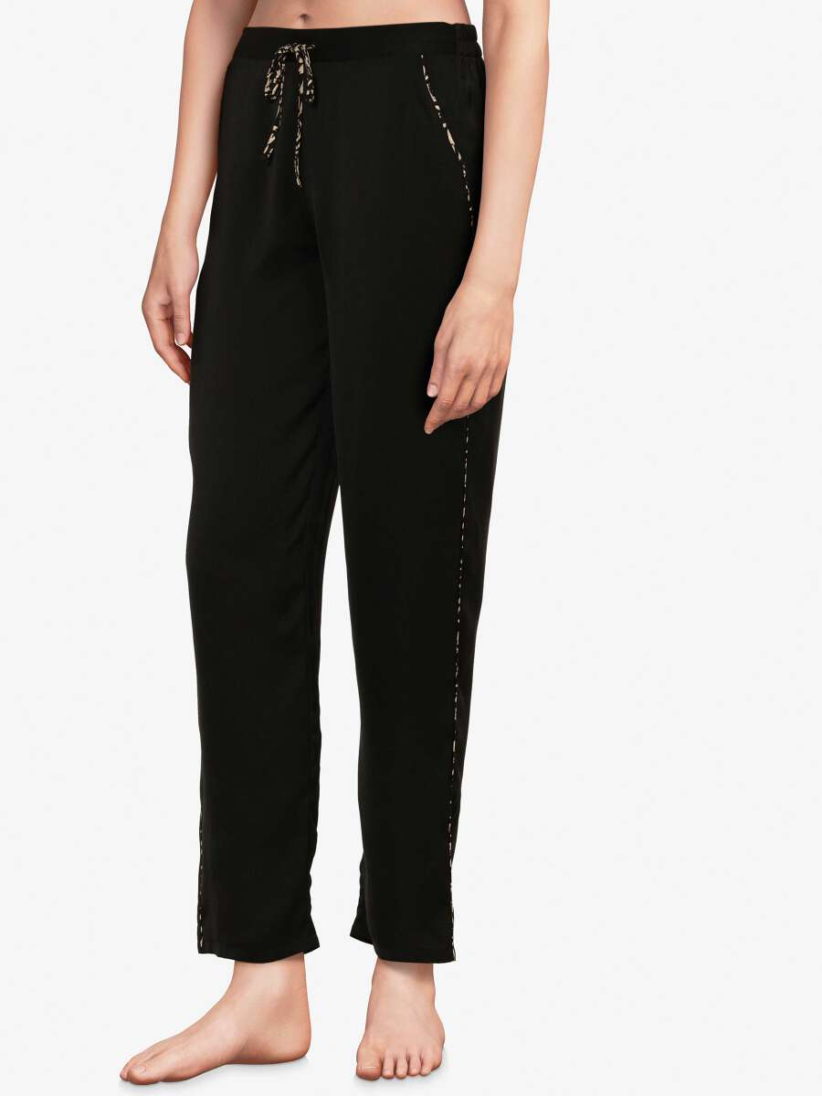 Noir Pantalon - Fauve 1