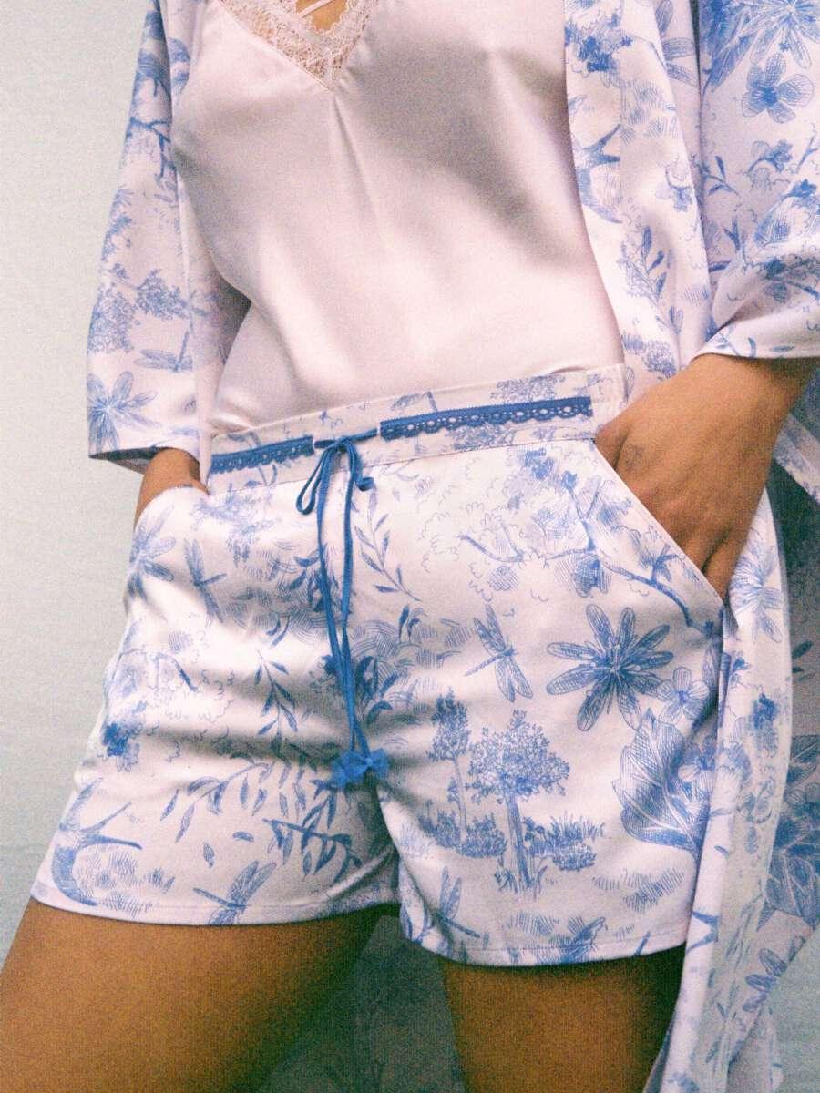 Bleu Short - Royale 1